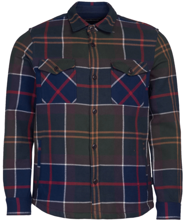 Barbour Cannock Overshirt - Classic