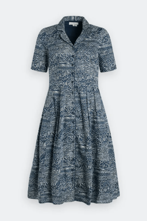 Seasalt Charlotte Dress - St Martins Landscape Harbour