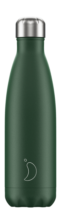 Chilly's Bottle 500ml - Matt Green