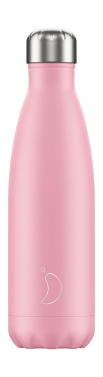 Chilly's Bottle 500ml - Pastel Pink