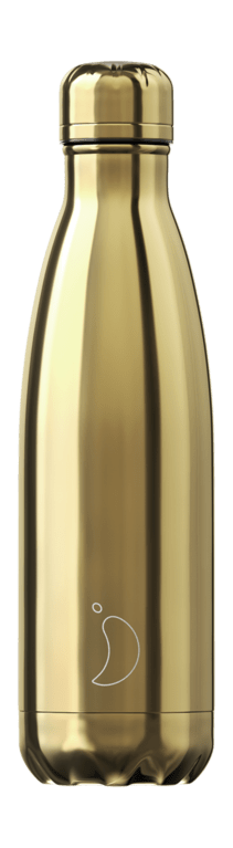 Chilly's Bottle 500ml - Chrome Gold