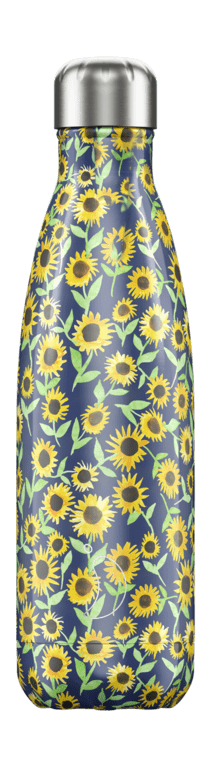 Chilly's Bottle 500ml - Flower Sunflower