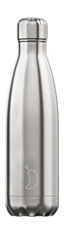 Chilly's Bottle 500ml - S/STEEL