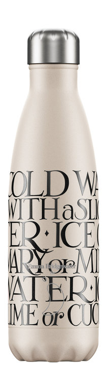 Chilly's Bottle 500ml  - Emma Bridgewater Toast
