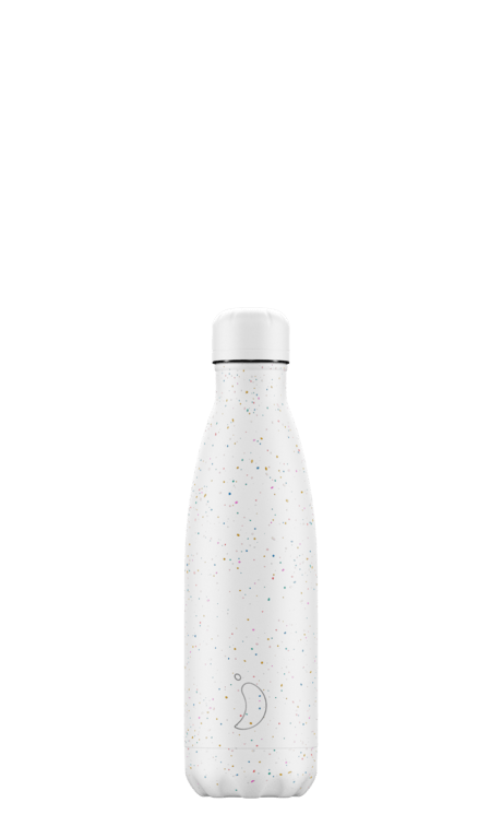 Chilly's Bottle 500ml  - Speckled White