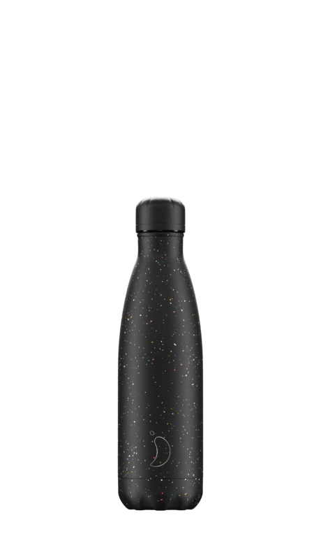 Chilly's Bottle 500ml  - Speckled Black