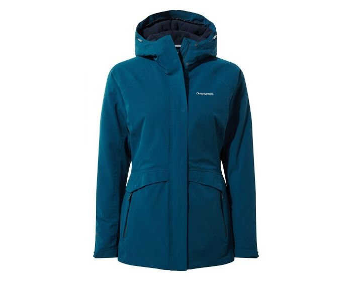 Craghopper Women's Caldbeck Thermic Jacket - Poseidon Blue