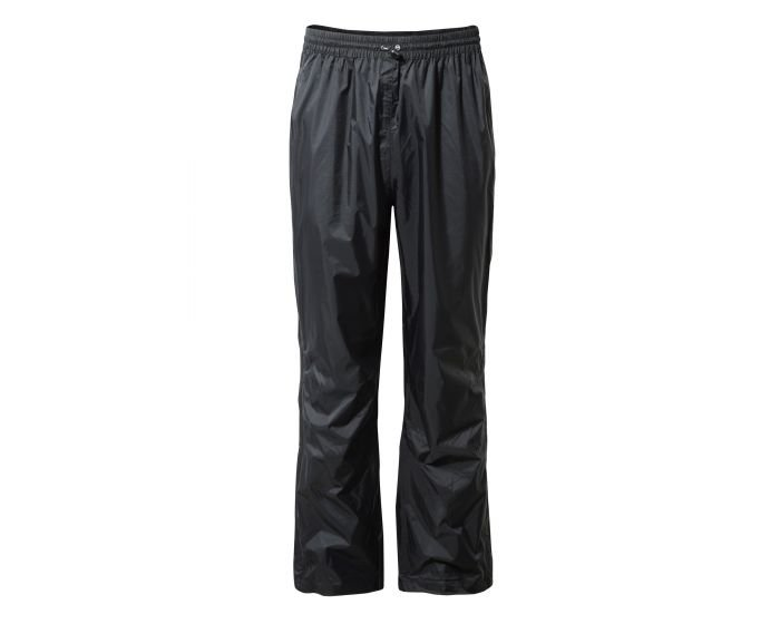 Craghoppers Ascent Over Trouser  - Black Short