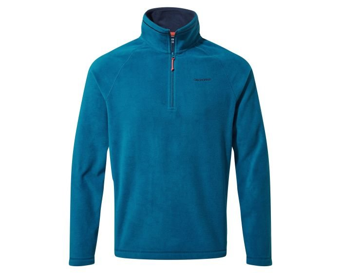 Craghoppers Corey Half Zip Fleece - Poseidon Blue