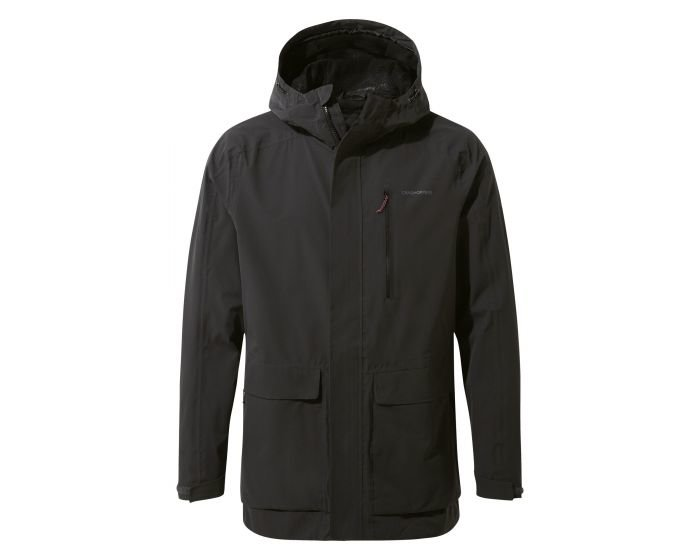 Craghoppers Lorton Jacket  - Black Pepper