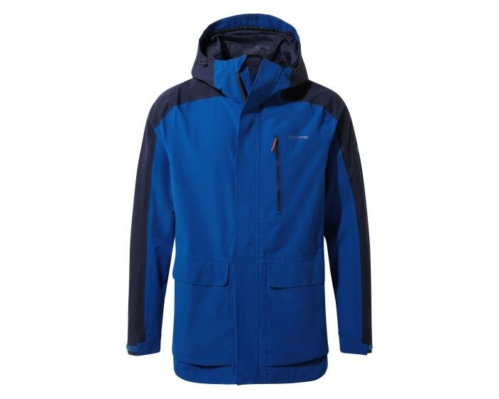 Craghoppers Lorton Jacket  - Blue/ Navy