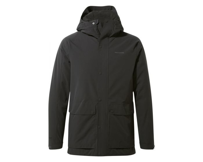 Craghoppers Lorton Thermic Jacket  - Black Pepper