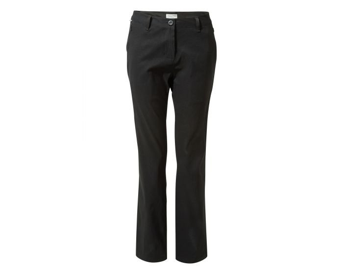 Craghoppers Women's Kiwi Pro II Trousers - Short - Black