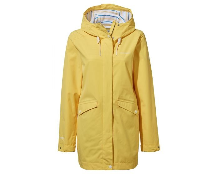 Craghoppers Women's Sana Jacket  - Limoncello