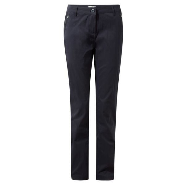 Ladies Craghoppers Kiwi Pro Stretch Trouser  - Navy