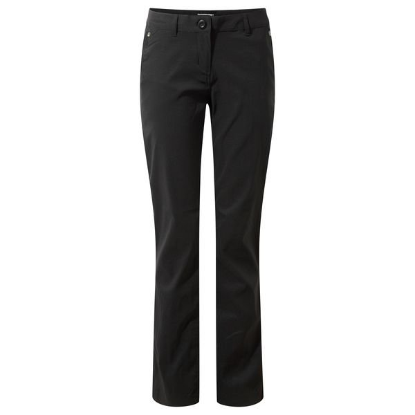 Ladies Craghoppers Kiwi Pro Stretch Trouser - Black
