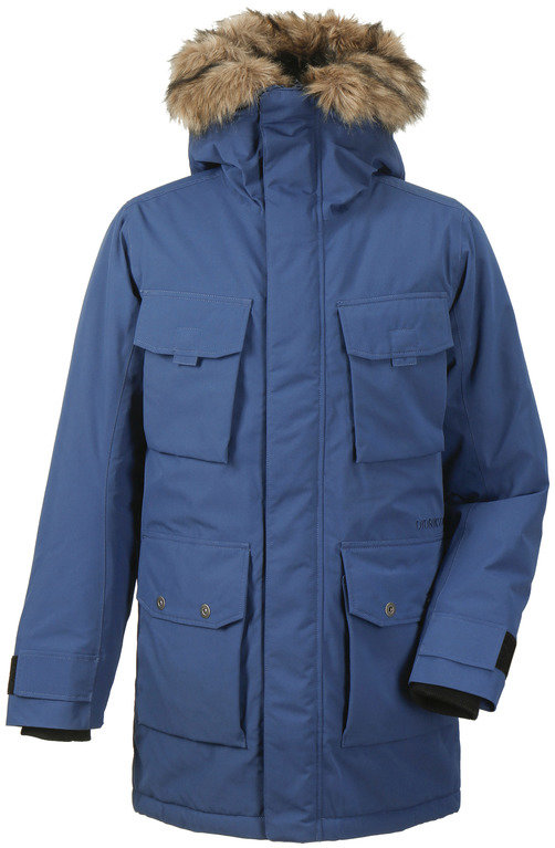 Didriksons Reider Jacket *sample product* - Cold Blue Sea