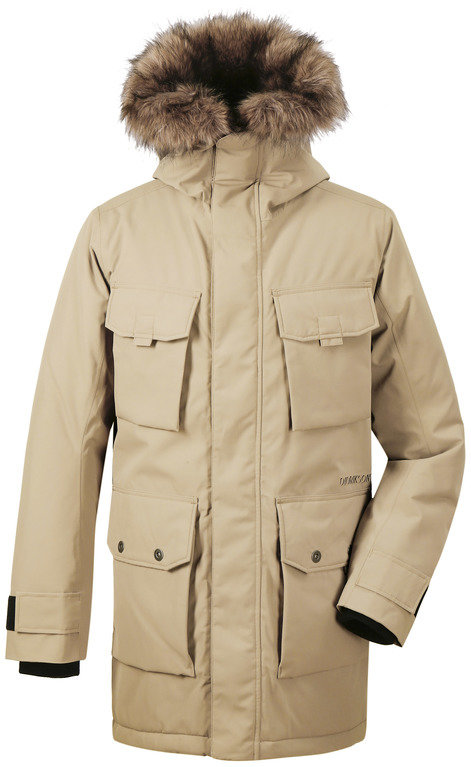 Didriksons Reider Jacket *sample product* - Sand