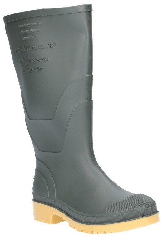 Dikamar Men's Administrator Welly  - Green
