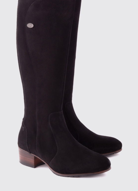 Dubarry Down Patrick Boot - Black