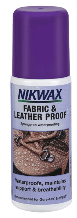 Nikwax Fabric & Leather Proof Spray - N/A