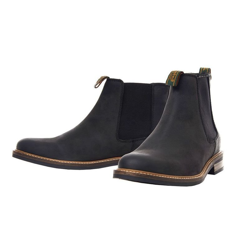 Barbour Farsley Men's Chelsea Boot - Black