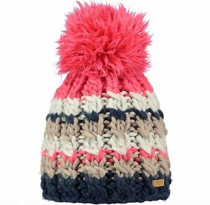 Barts Feather Beanie - Blue