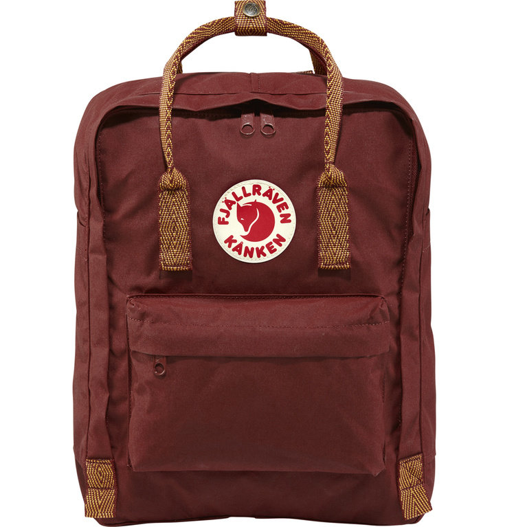 Fjallraven Kanken - OX Red/Goose Eye