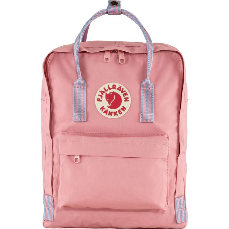 Fjallraven Kanken  - Pink Long Stripes