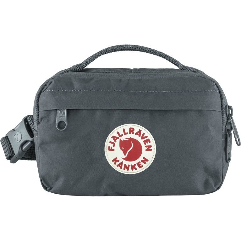 Fjallraven Kanken Hip Pack  - Graphite