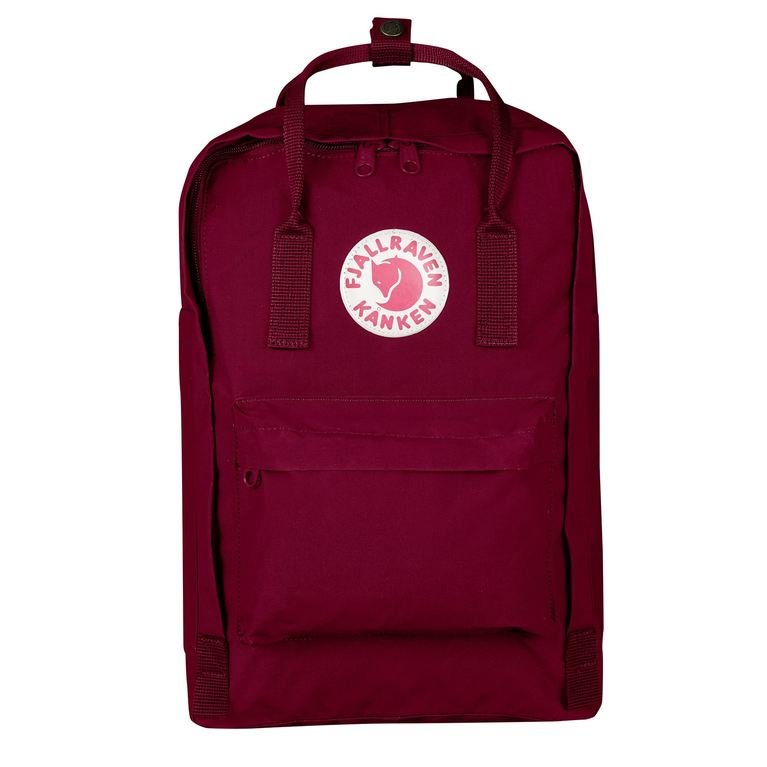 "Fjallraven Kanken Laptop 15"" - Plum"
