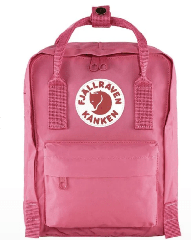 Fjallraven Kanken Mini - Flamingo