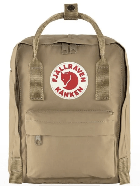Fjallraven Kanken Mini - Clay