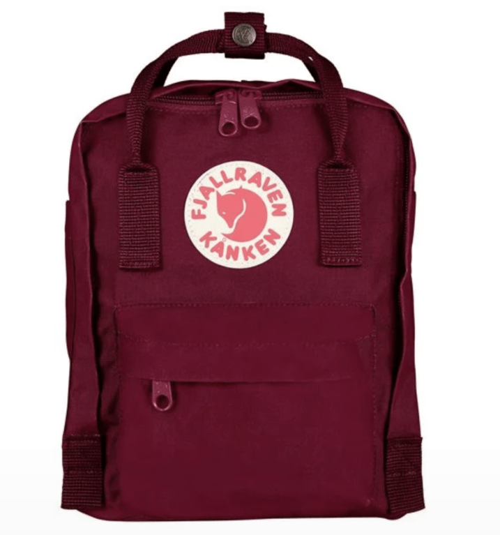 Fjallraven Kanken Mini - Plum