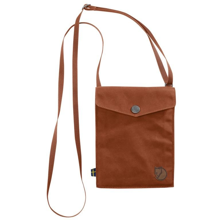 Fjallraven Pocket Shoulder Bag  - Autumn Leaf