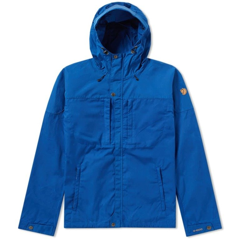 Fjallraven Skogso Jacket - Deep Blue