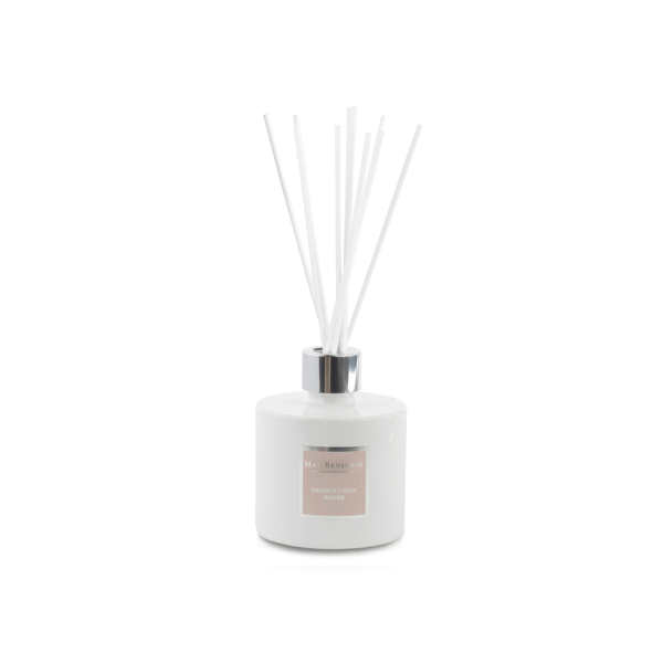 Max Benjamin Luxury Diffuser - French Linen Water