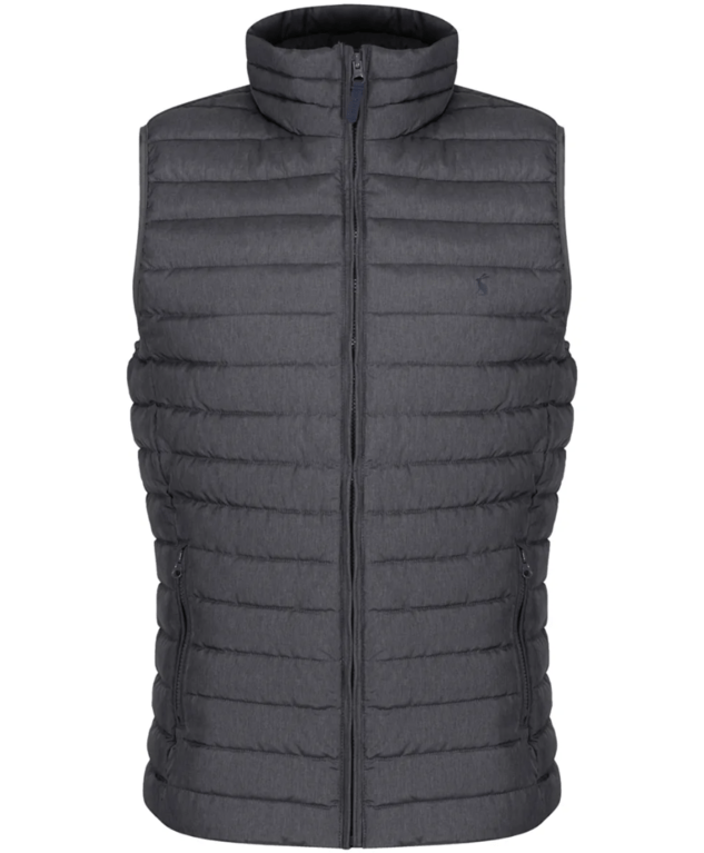 Joules Go To Gilet - Grey