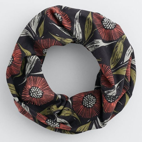 Seasalt Handyband - Textured Flower Head Black