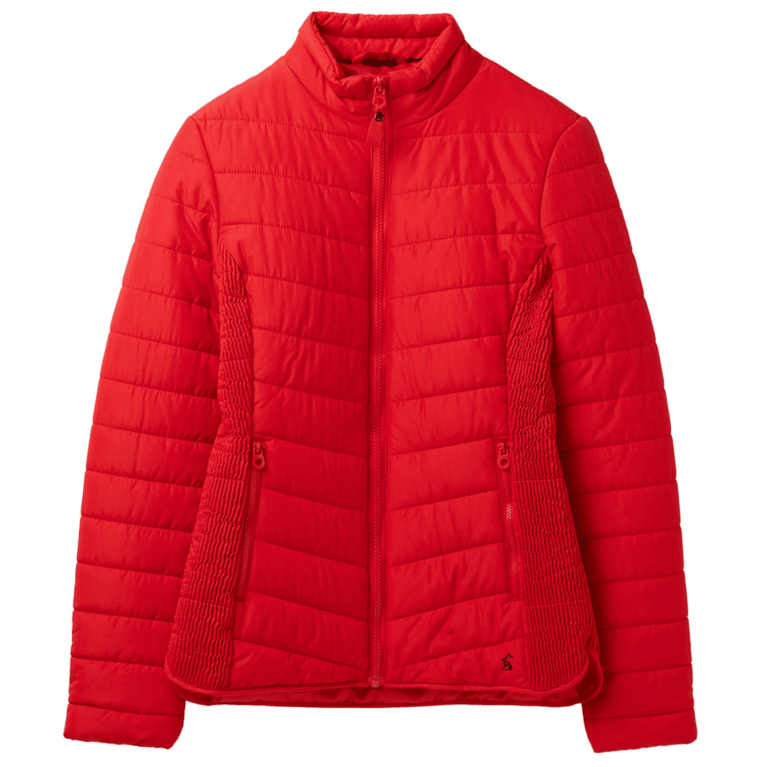 Joules Harrogate Padded Jacket - Red