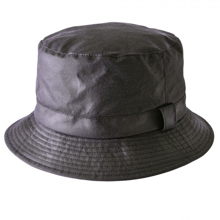 Heather Hats Johnston Wax Bush Hats - Black