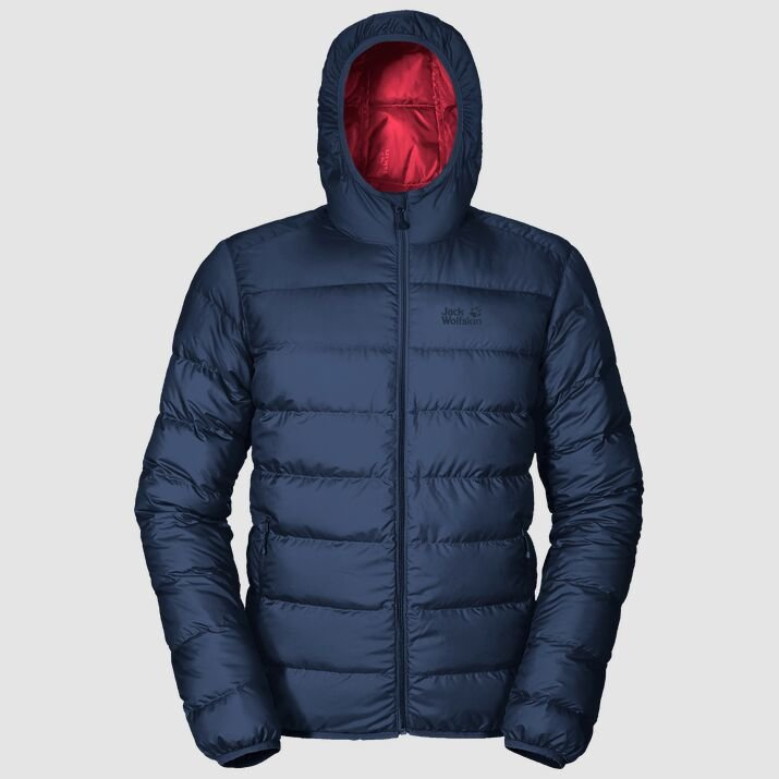 Jack Wolfskin Helium Insulated Jacket - Dark Indigo
