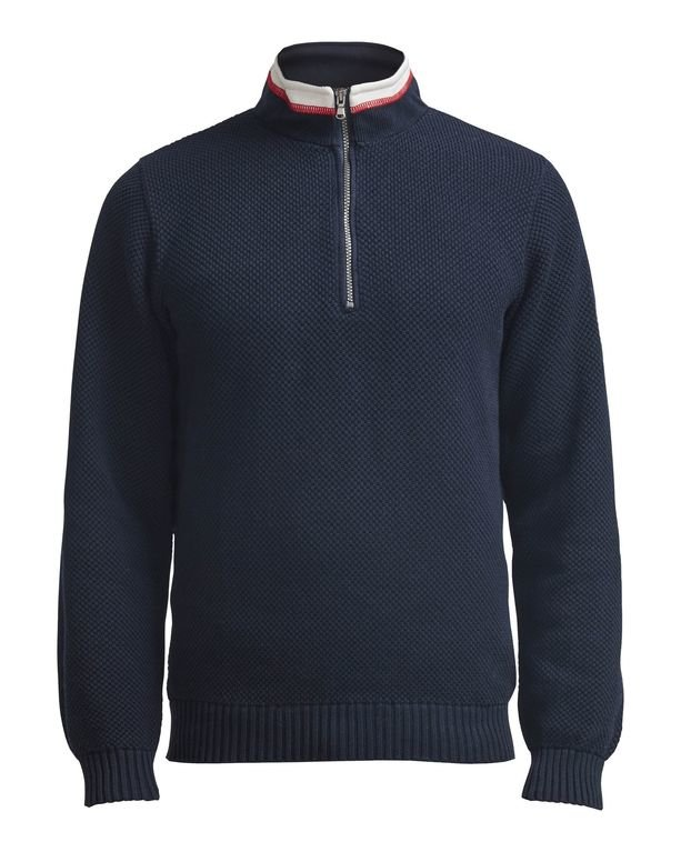 Holebrook Sweden Classic Windproof 1/4 Zip  - Navy