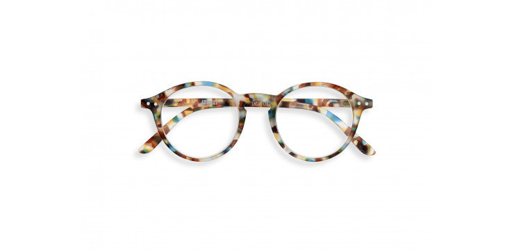 IZIPIZI Reading Glasses LMSDC - Blue Tortoise