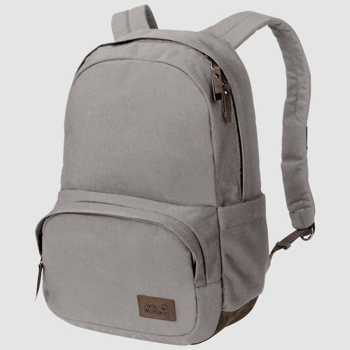 Jack Wolfskin Queensbury 12litre Bag - Clay Grey