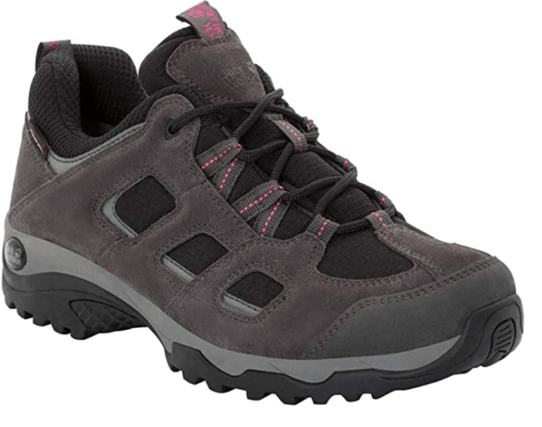 Jack Wolfskin Women's Vojo Hike TXA Low - Dark Steel