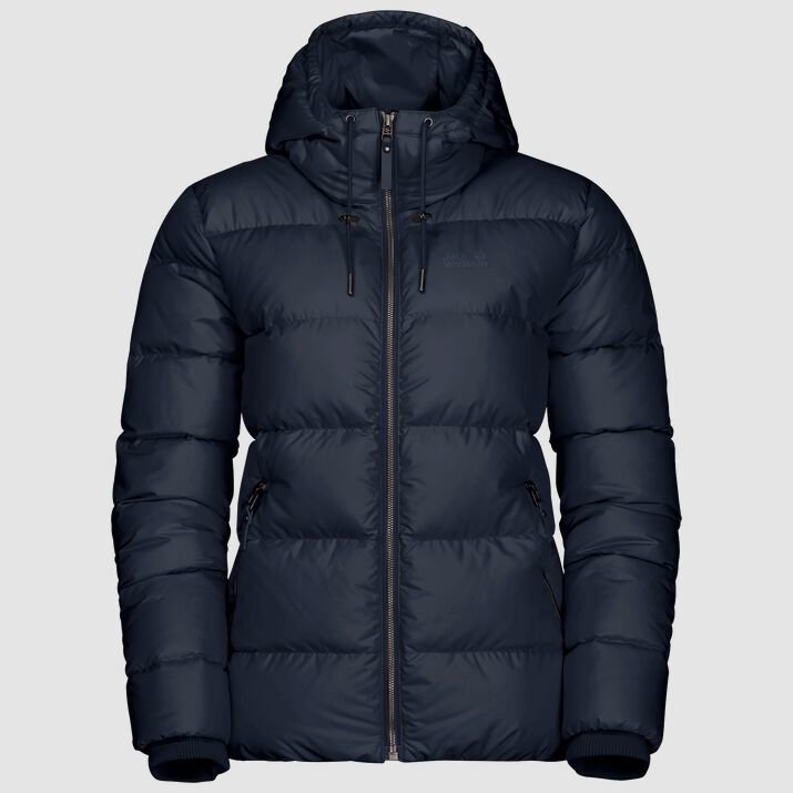 Jack Wolfskin  Women's Crystal Palace Jacket - Midnight Blue