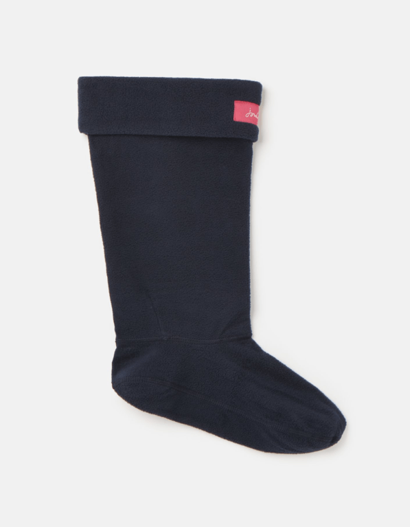 Joules Welton Welly Sock  - French Navy