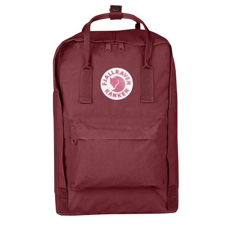 "Fjallraven Kanken Laptop 15"" - Ox Red"