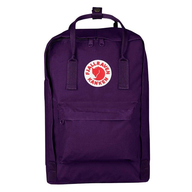 "Fjallraven Kanken Laptop 15"" - Purple"